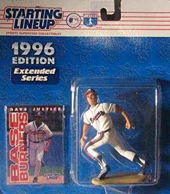1996 Starting Lineup: Dave Justice