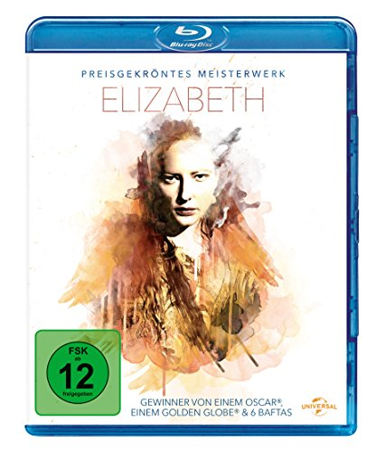 Elizabeth - Preisgekröntes Meisterwerk [Blu-ray]