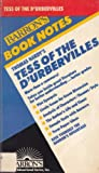 Thomas Hardys Tess of the DUrbervilles (Barrons Book Notes)