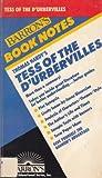 Thomas Hardys Tess of the DUrbervilles (Barrons Book Notes)