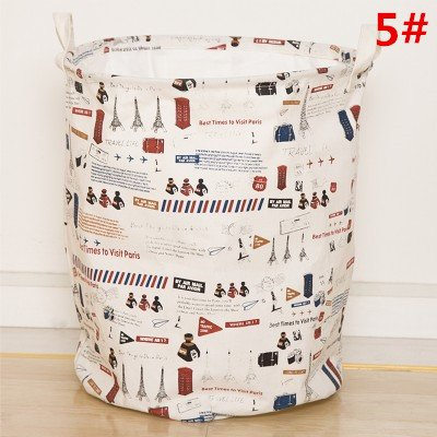 Laundry Basket Multifunction Foldable Sundires Baby Toys Tools Boxes Bins Home Storage Organization Clothing Accessories Product^5 (Expresso Storage Bins compare prices)