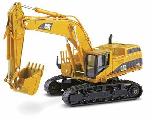Caterpillar L Series Ii Hydraulic Excavator 1:50 Scale