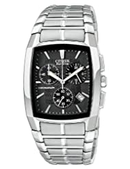 Citizen Men's AT2000-54E Eco Drive Stainless Steel Watch