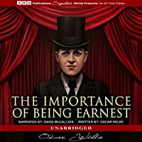 The Importance of Being Earnest audio book