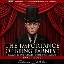 The Importance of Being Earnest | Livre audio Auteur(s) : Oscar Wilde Narrateur(s) : David McCallion