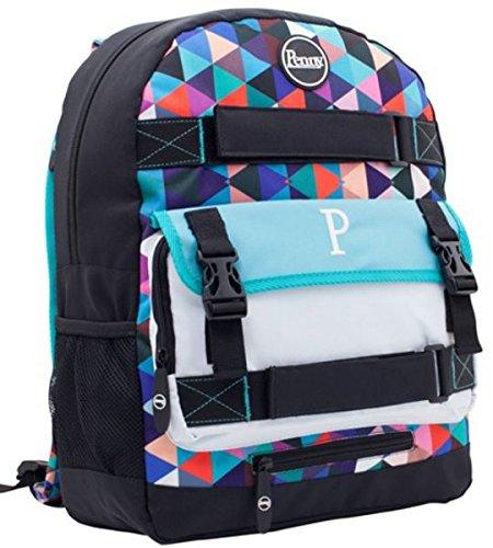 Penny Skateboards Carlton Backpack 20L blue white black Rucksack NEU