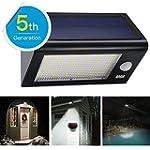 24 LED Solar Lights, [Bigger & Bright...