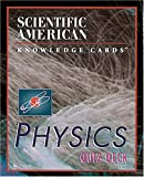 Physics Quiz Deck: Scientific American Knowledge Cards™ (0764913506) by Pomegranate