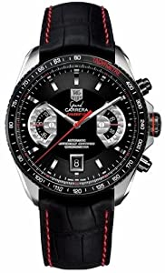 NEW TAG HEUER GRAND CARRERA MENS WATCH CAV511C.FC6237