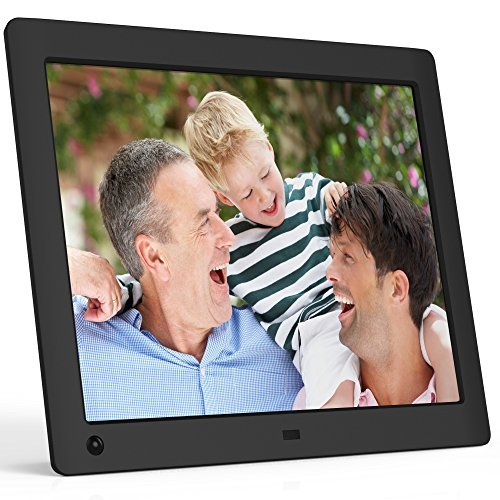 NIX Advance – 10 inch Digital Photo & HD Video (720p) Frame with Motion Sensor & 8GB USB Memory – X10G