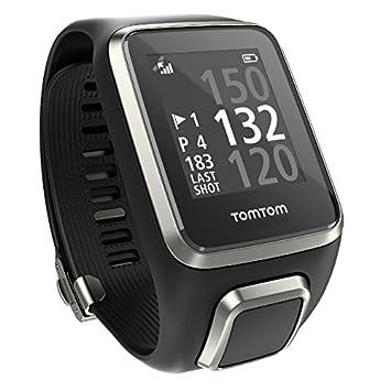 TomTom Golfer 2 Montre GPS Bracelet Taille L Noir