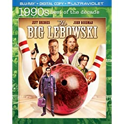 The Big Lebowski (Blu-ray + Digital Copy + UltraViolet)