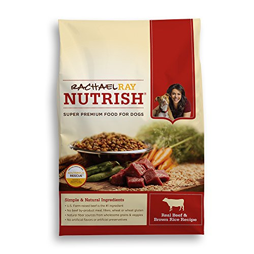 Dog Food Reviews Nutrish