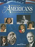 img - for The Americans: Reconstruction to the 21st Century, Student Edition book / textbook / text book