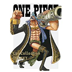 ONE PIECE�@Log  Collection�@ �gFRANKY�h[DVD]