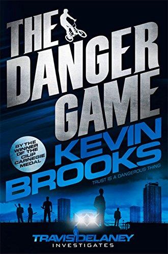The Danger Game (Travis Delaney Investigates)