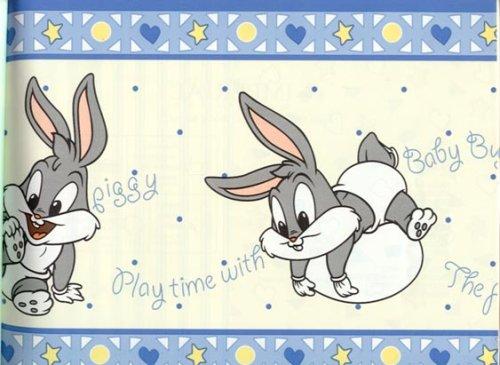 Baby looney tunes wallpaper border - photo#17