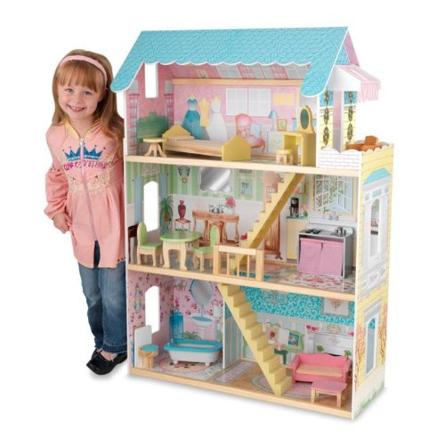 Georgia Peach Dollhouse