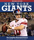 New York Giants: The Complete Illustrated History - Revised Edition