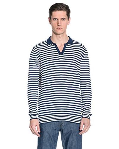 Carrera Jeans Pullover Stripes [Blu Navy/Bianco]