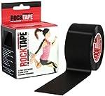 Rocktape Kinesiology Athletic Tape, B...