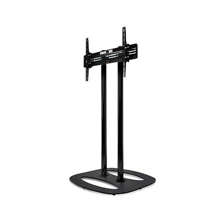 BT8553 TV Standfuß fur Monitore bis 65 Zoll Schwarz / 100 cm
