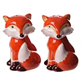 Salz- und Pfeffer-Streuer #50309 Fuchs, Keramik