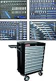 BGS 4090 Werkstattwagen BGS 4100 komplett mit 293 Werkzeuge