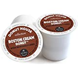 Donut House Boston Cream Donut - 18 ct