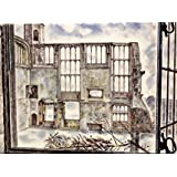 Banqueting Hall, Sudeley Castle, by Michael Rothenstein (V&A Custom Print)