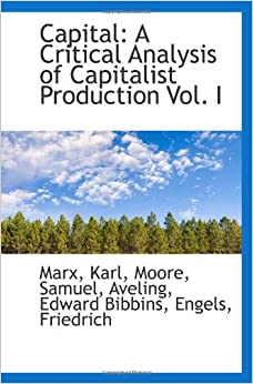 An analysis of population in capitalist of production