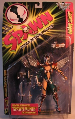 SPAWN COSMIC ANGELA