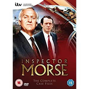 Inspector Morse - Complete Boxset [Import anglais]