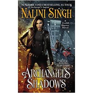 Arhcangel's Shadows by Nalini Singh