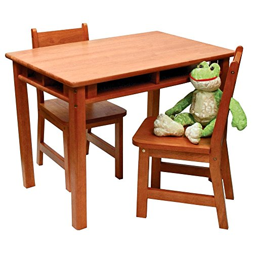 Lipper International Child S Rectangular Table And 2 Chair