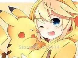 Anime family 137 Pikachu - Pokemon Poket Pet Cute Hot Japan Anime 32\