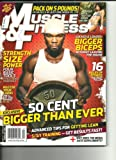 img - for Muscle & Fitness February 2010 (50 Cent - Bigger Than Ever (Exclusive), Vol 71) book / textbook / text book