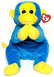 Ty Pillow Pals - Swinger the Monkey