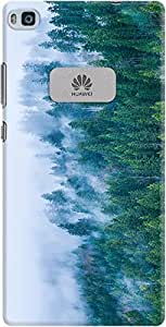 DailyObjects Forest For The Trees Case For Huawei Ascend P8