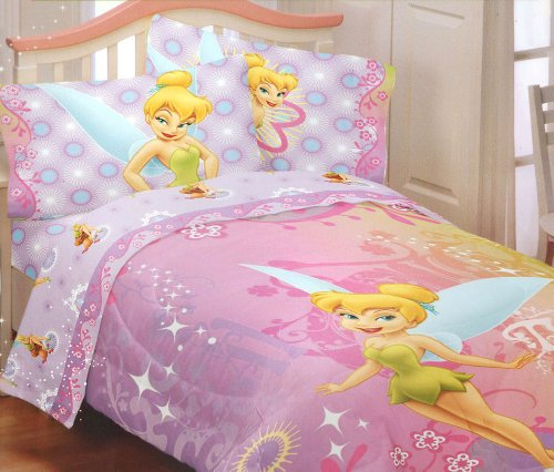 Tinkerbell Bedding Set 3158 front