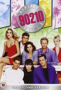 Beverly Hills 90210 - Season 2 [DVD]