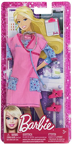 Barbie I Can Be Doll Fashion Outfit - Nurse - 1