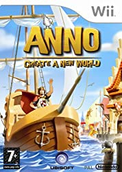 Anno: Create a New World (AKA Anno: Dawn of Discovery) /Wii