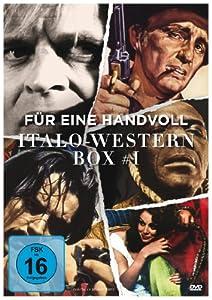 Für eine Handvoll Italowestern - Box #1 [3 DVDs]
