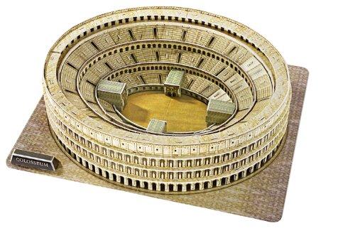 Folia 34008 - 3D-Modellogic, 84 Teile, Kolosseum - Rom