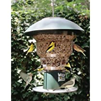 Wild Bills 8 Station Squirrel Proof Bird Feeder