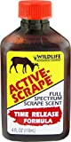 Wildlife Research 240-4 Active Scrape (Time Release Formula) (4-Fluid Ounces)