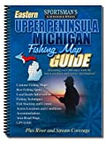 Michigan Fishing Map Guide - Eastern Upper Peninsula