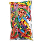 myLife Multi Colored - Flexible Latex Rubber (100 Count Pack - Standard Size) Water Bomb Grenade Balloons (Fantastic for Summer Fun)
