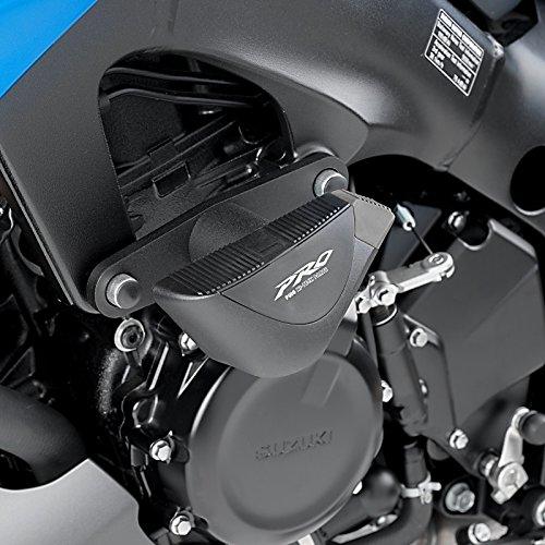Roulettes de protection Puig PRO Suzuki GSX-S 1000 15-16 noir